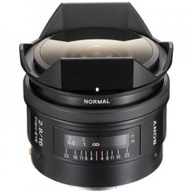 Sony SAL-16F28 16 mm F2.8 Fisheye