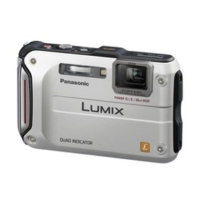 Фотоаппарат Panasonic DMC-FT4 Lumix Silver